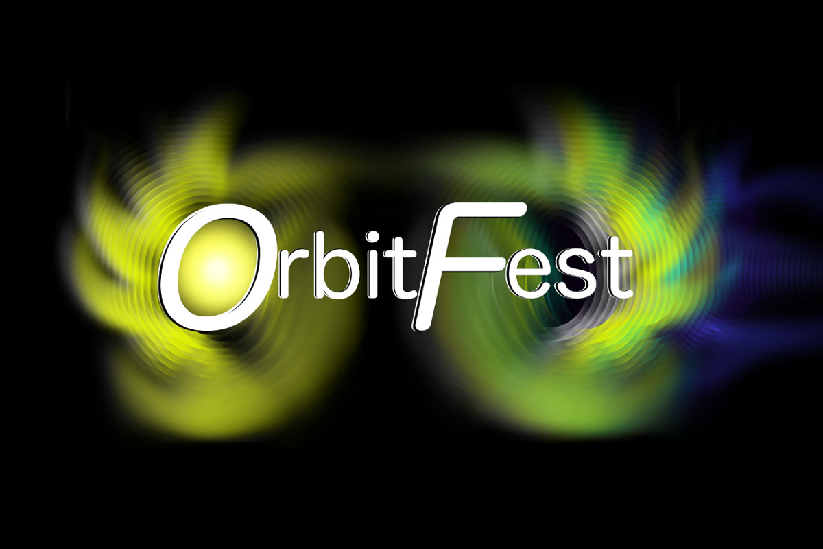 OrbitFest logo-black background -1200 x 800