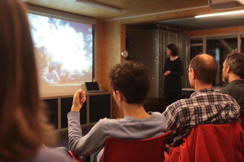 Marlies van de Weijgaert /RUG Kapteyn Instituut & Blaauw Sterrenwacht @Platform GRAS