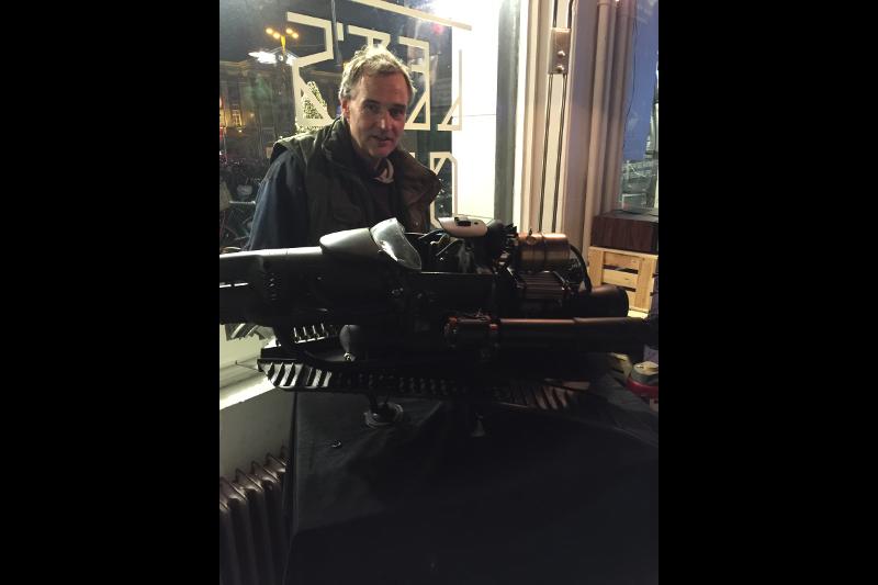 Rob Grip - Cira @Let's Gro HQ