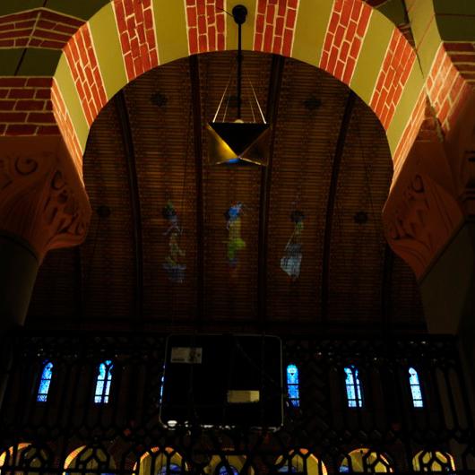 Brochettes - Salim Bayri - Kimball Holth - OrbitFest Synagoge Groningen
