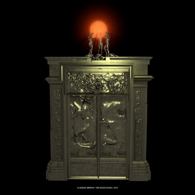 Minerva-Time-Based-Design-Gates of Hell-OrbitFest