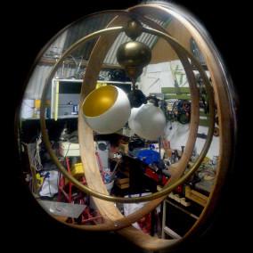 'Satelliet in Orbit' – Kay Swart