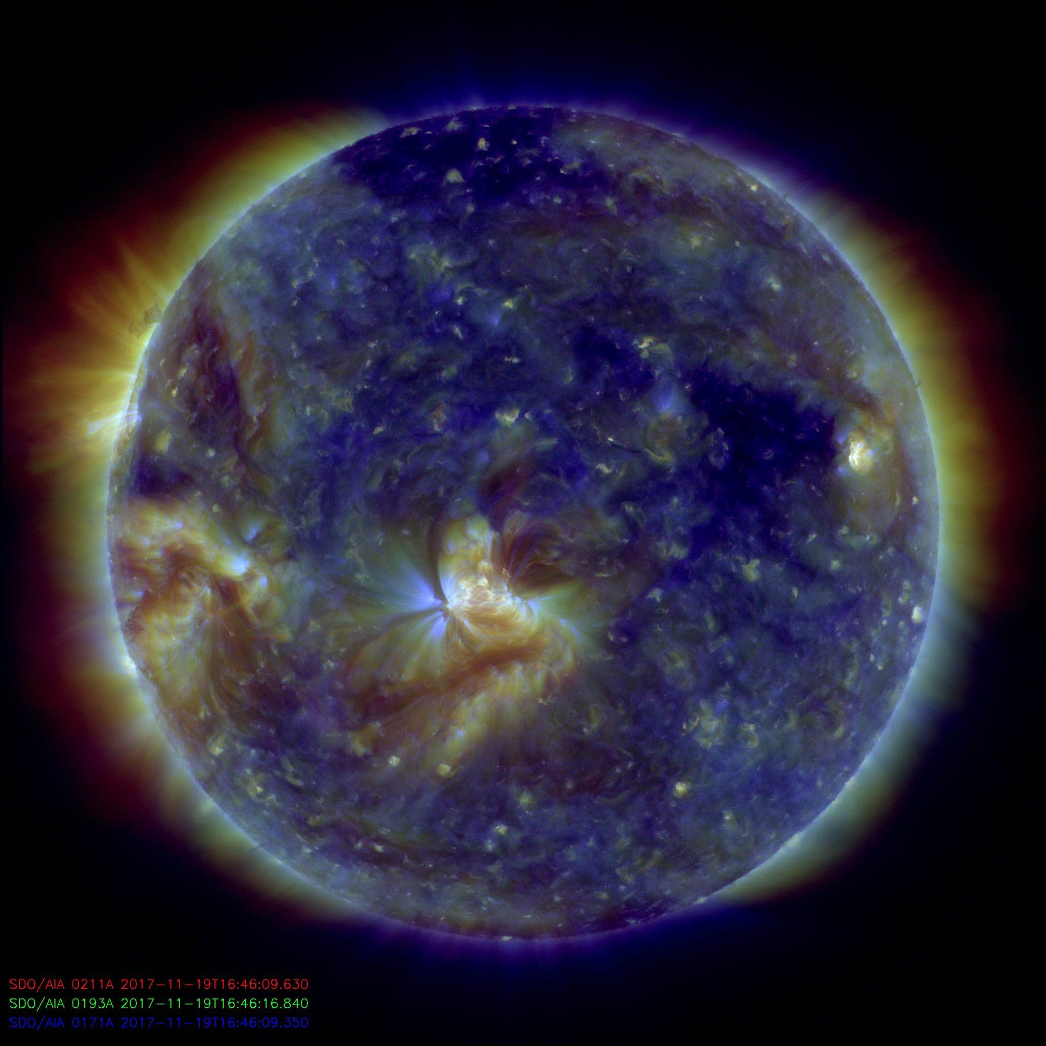 Agustin Martinez - Helio - NASA