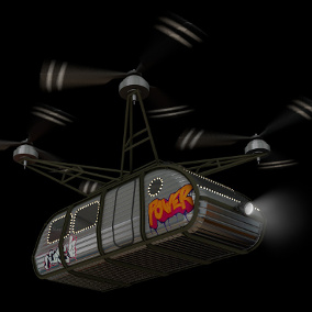 'SkyPod3000' – Alan Joseph