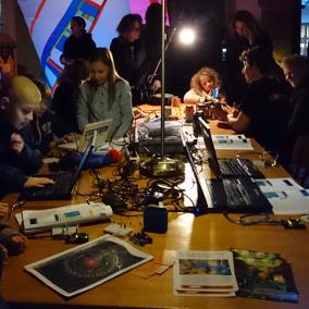 'Arduino' – De Jonge Onderzoekers Groningen