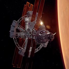 Jeffrey Bout - Op reis naar Mars 1 klein