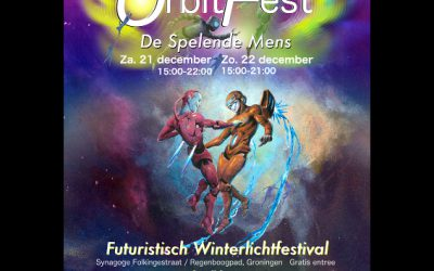 Poster voor OrbitFest 2019